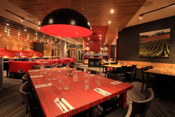 Restaurant Italien ALMA Pacini