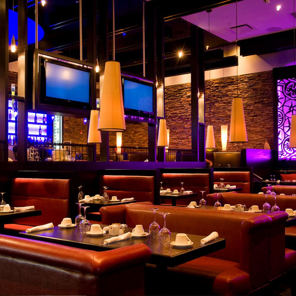 Pacini Italian Restaurant CALGARY NORTHEAST - Dining Room