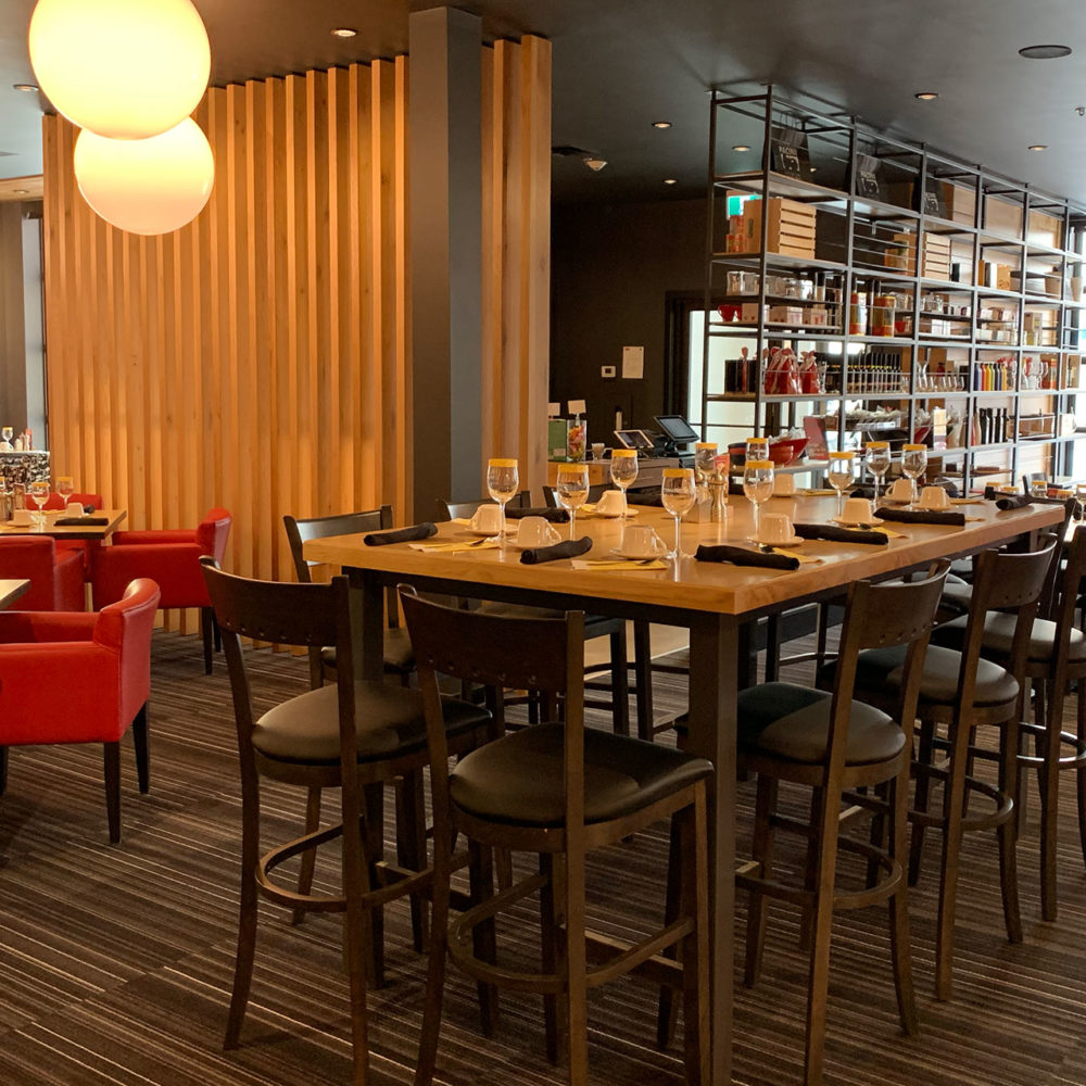 Pacini Italian Restaurant CALGARY SOUTHEAST - Dining Room