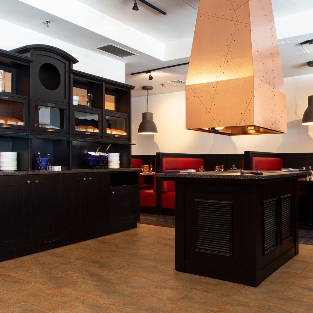 Pacini Restaurant italien REPENTIGNY - Bar à pain