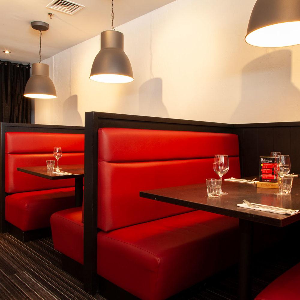 Pacini Restaurant italien REPENTIGNY - Salle à manger
