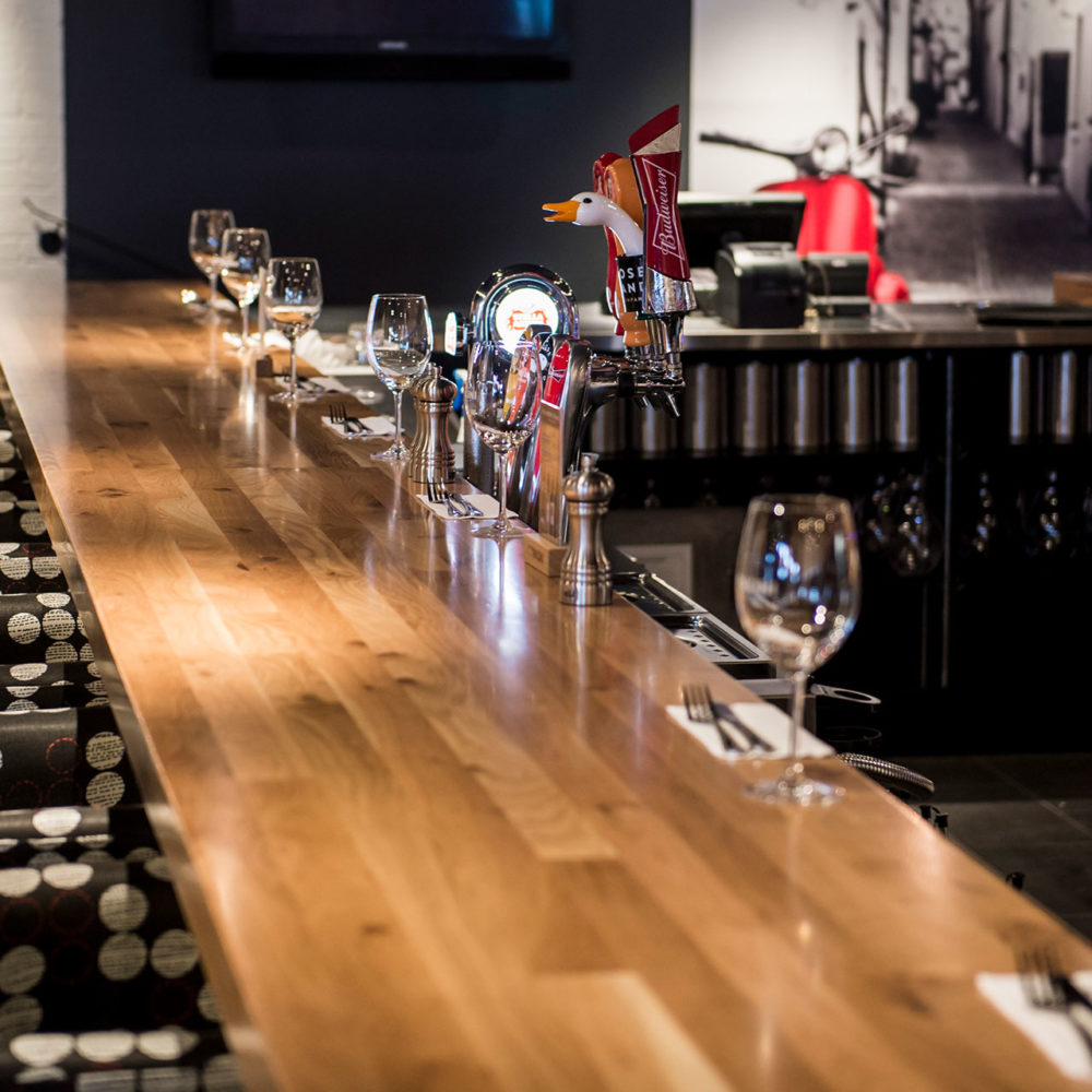 Pacini restaurant italien de Rimouski - Bar