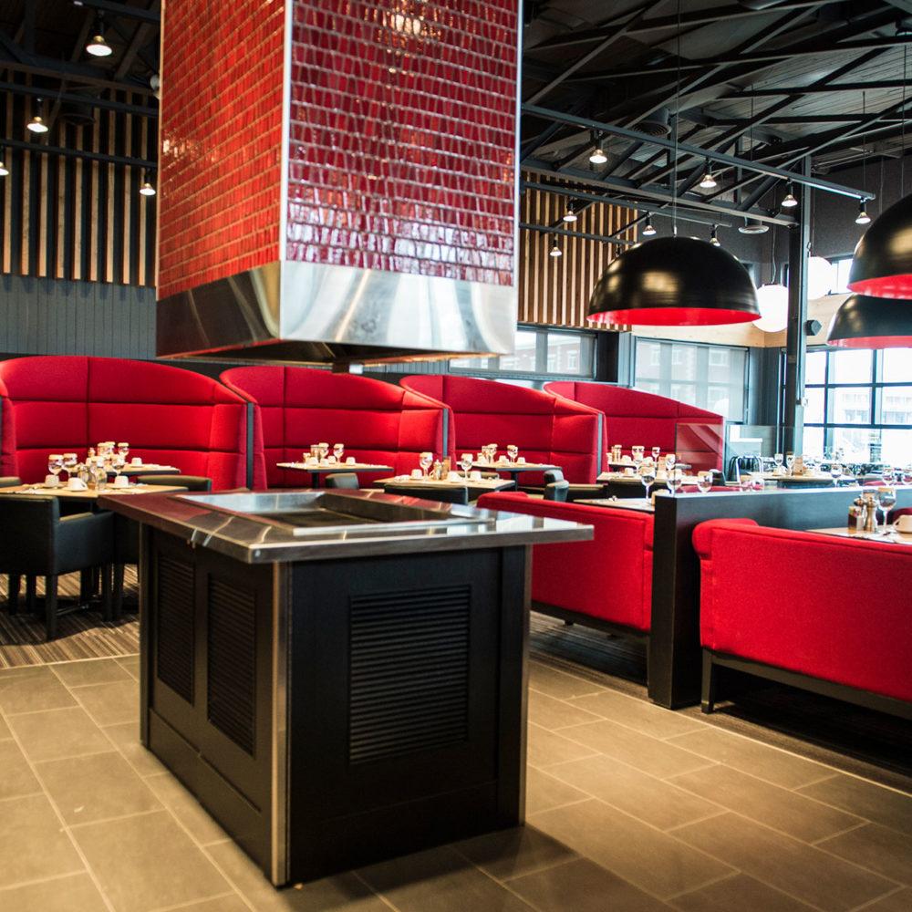 Pacini restaurant italien de Rimouski - Bar à pain